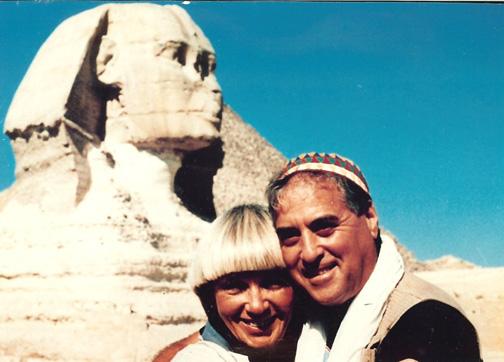 andrea and Gary Pyramid