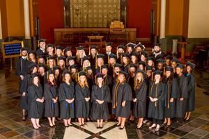 June 2015 Nursing School Graduates