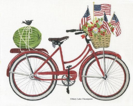 Mary Lake Thompson Bike
