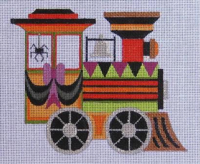 Raymond Crawford Halloween Train