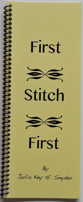 First Stitch, Needlepoint
