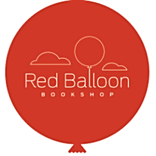 Red Balloon Bookshop Gift certificate and book