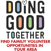 Find Family Volunteering Opportunities