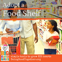 DGT Adopt a Food Shelf