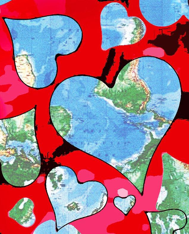 Global Exchange Valentine Insert