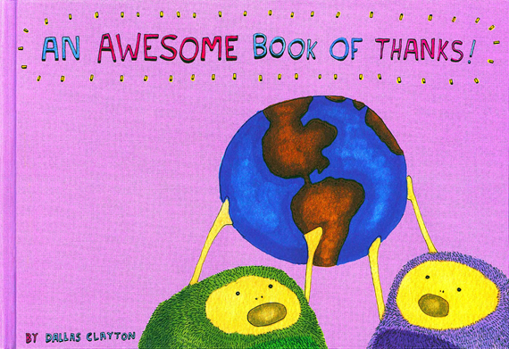 An Awesome Book of Thanks