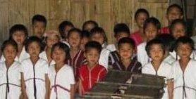 Picture of Thai children