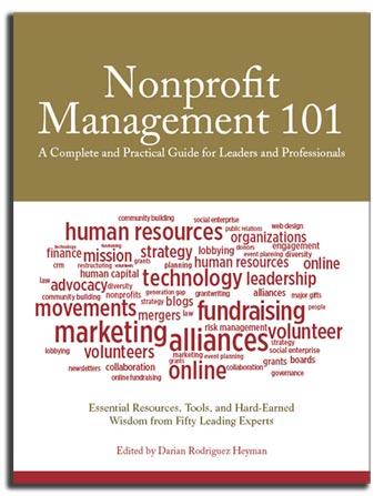 Nonprofit Management 101 Cover