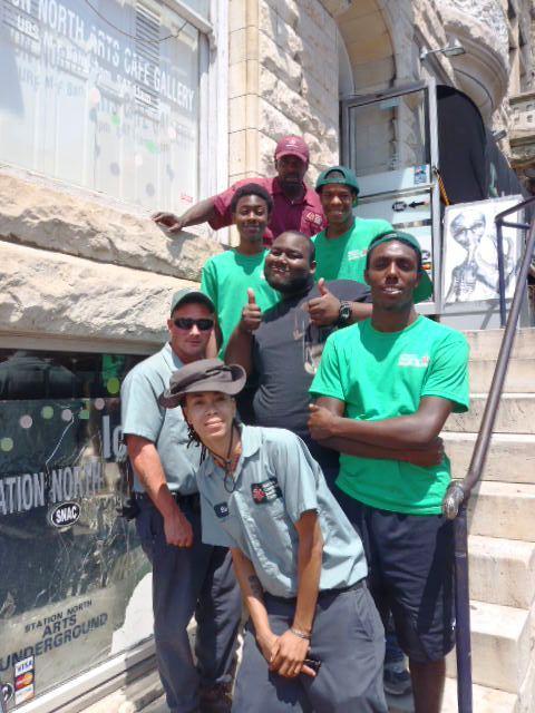 YouthWorks 2012