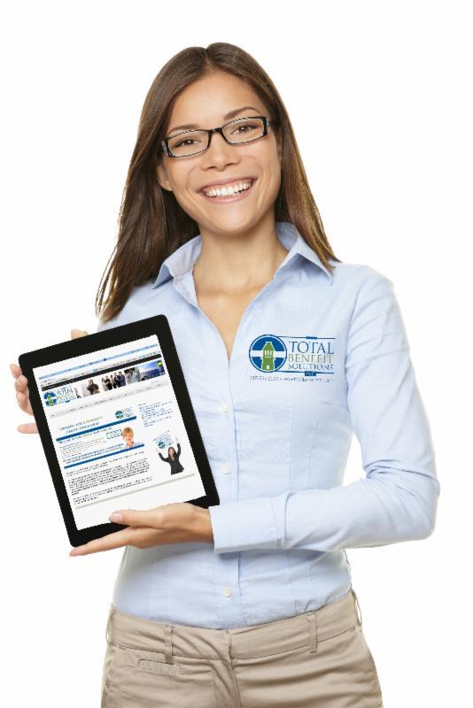 girl with ipad tbs website