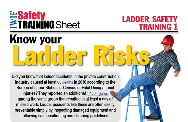 ladder risks