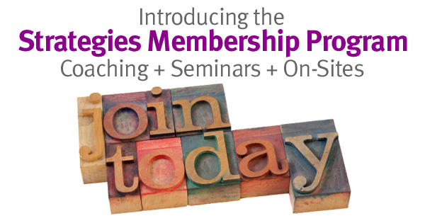 Strategies Membership Program