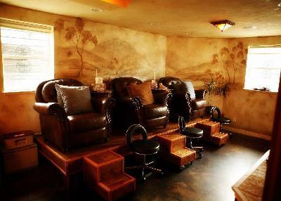 pedistone chairs