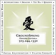 GroundSpring logo