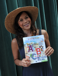 Rosie Perez at the 2012 Read-a-thon