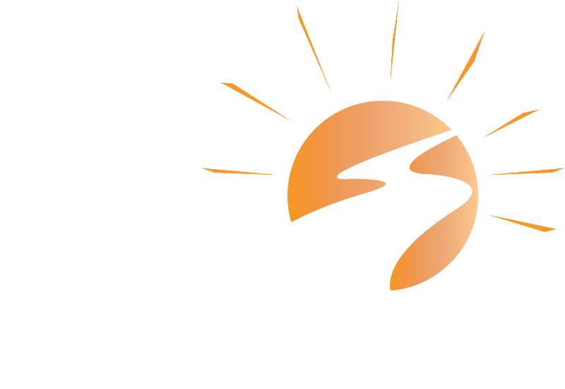 Valley County Logo w/ white text