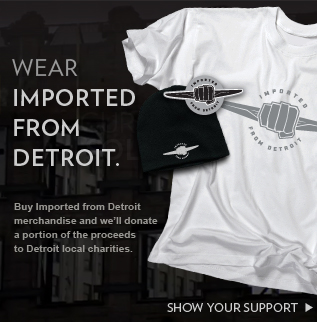 Think detroit pal is featured on fox 2 39 s holiday for Charity motors in detroit michigan
