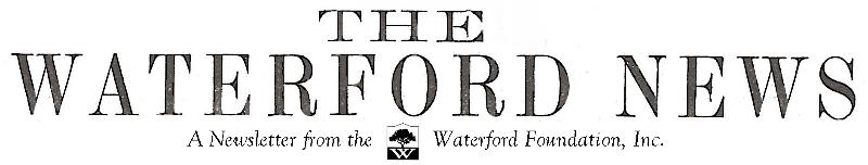 final Waterford news masthead