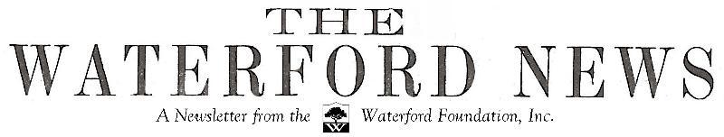 final Waterford news masthead