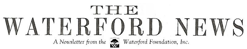 Waterford news masthead new
