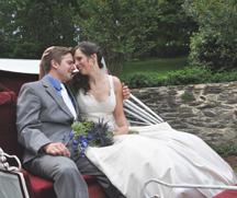 Bride groom in waterford