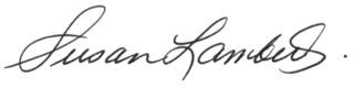 lambert signature