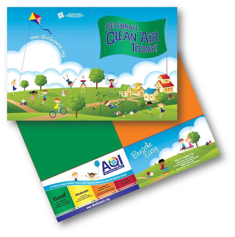 AQI Kids Folders