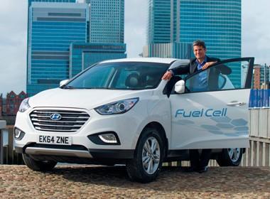 Hyundai fuel ix35