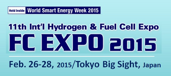 Fuel Cell and Hydrogen Energy Connection - January 2015