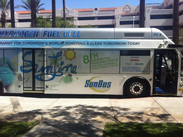 Fuel Cell and Hydrogen Energy Connection - June 2014