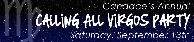 Calling All Virgos