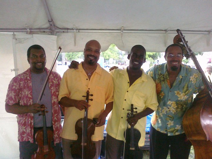 CutTime String Quartet 2010