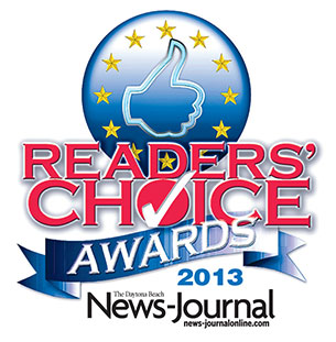 Readers' Choice Logo 2013