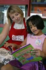 volunteer reader