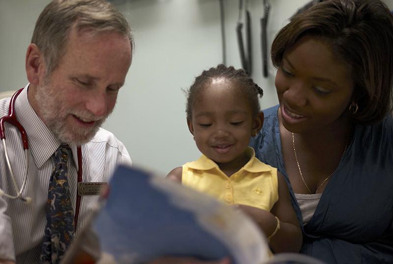 Dr. Palfrey (Doug Bruns Photo)
