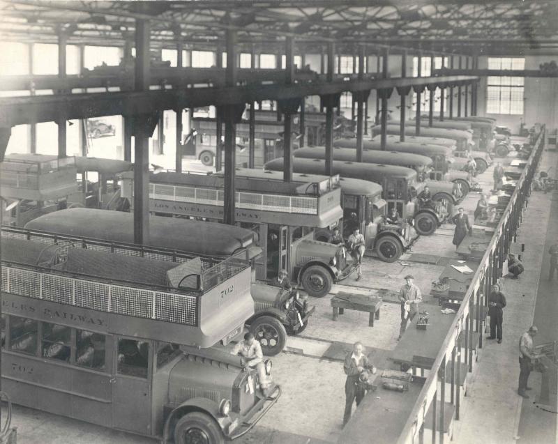 Div 2 Bus Facility