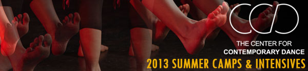 2013 Summer Camps & Intensives