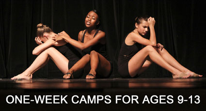 Summer Camps for Ages 9-13