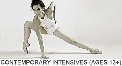 2013 Contemporary Dance Intensives
