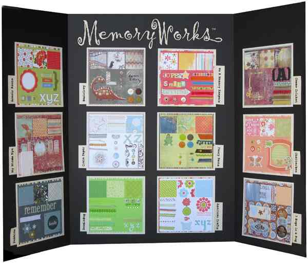 make your own party display board
