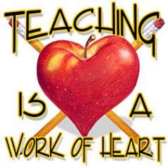 teacher is work of heart