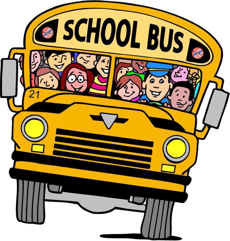 back to school-bus
