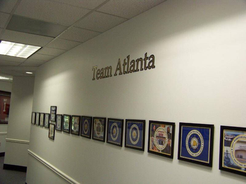 Navy Team Atlanta