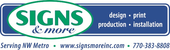 Signs & More Logo