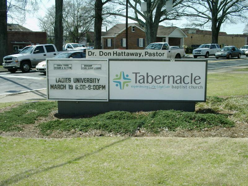 Tabernacle new