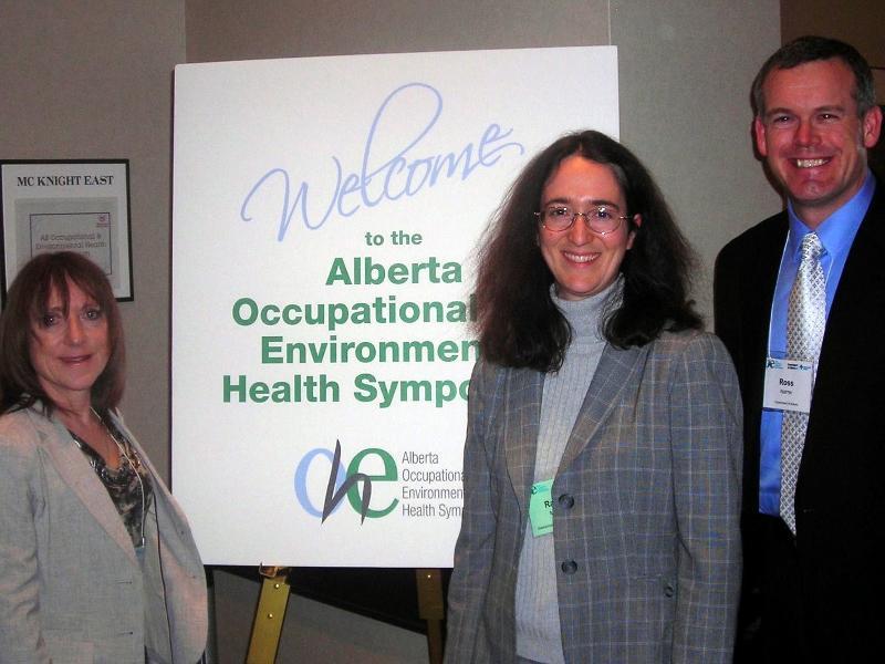 Rachel Massey at Alberta Symposium 2012