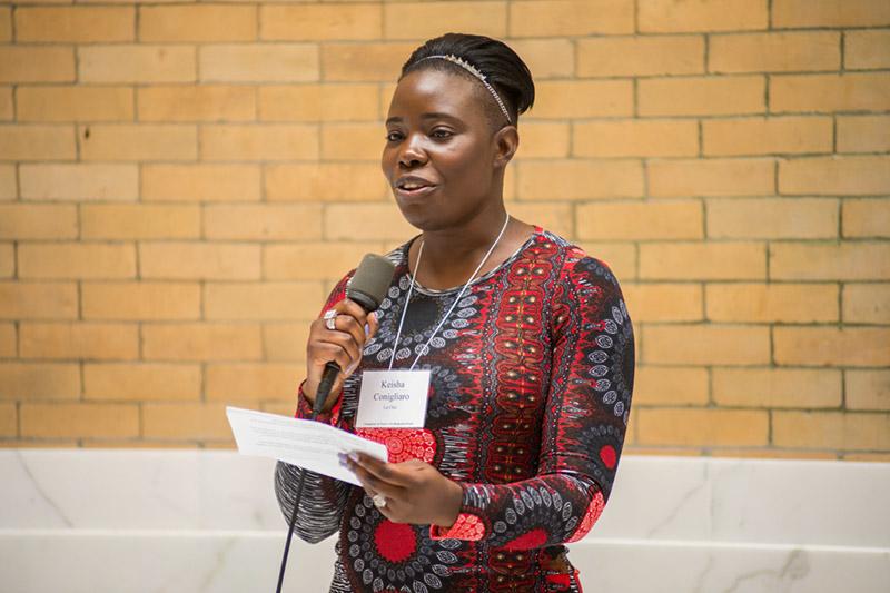 Keisha Conigliaro, La Chic Mentoring Plus