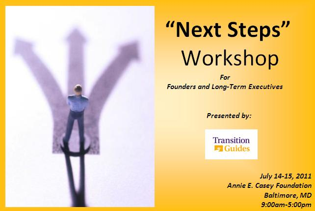 Next Steps Ad 2011