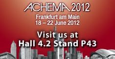 Achema Exhibition website