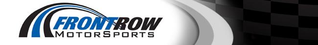 FRONTROW Motorsports Header